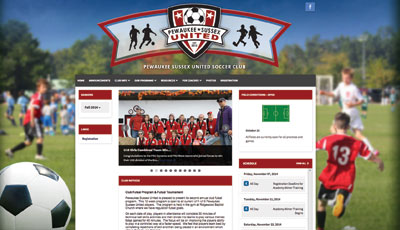 Pewaukee Sussex United Soccer Club